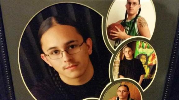 Mah-hi-vist Goodblanket was an 18-year-old Cheyenne and Arapaho youth.