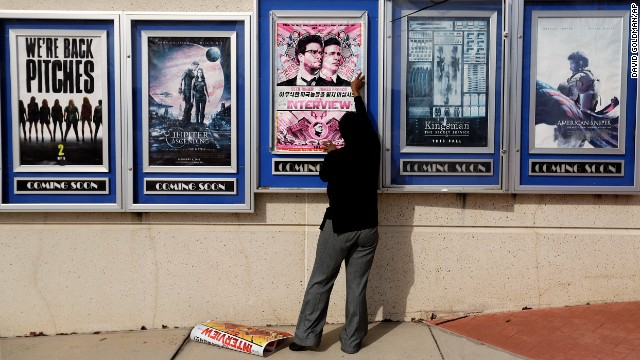 What exactly is in 'The Interview'?
