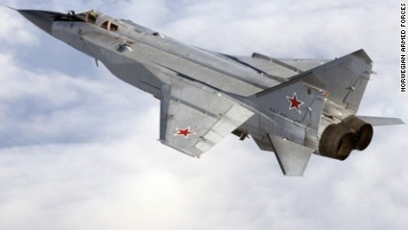 Expert: Russian military flights are 'saber rattling'