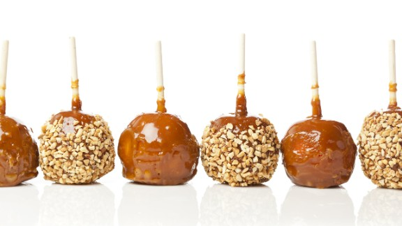 Three companies have issued voluntary recalls of their caramel apples.