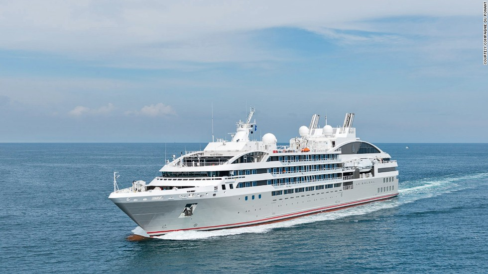 Amazing Cruises Setting Sail In CNN Travel - Luxury small cruise ships mediterranean