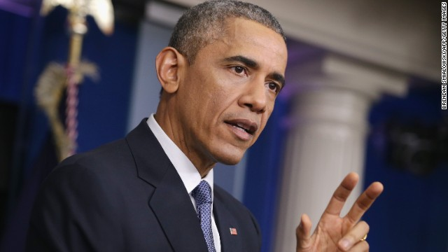 Obama: Keystone issue is Canadian oil