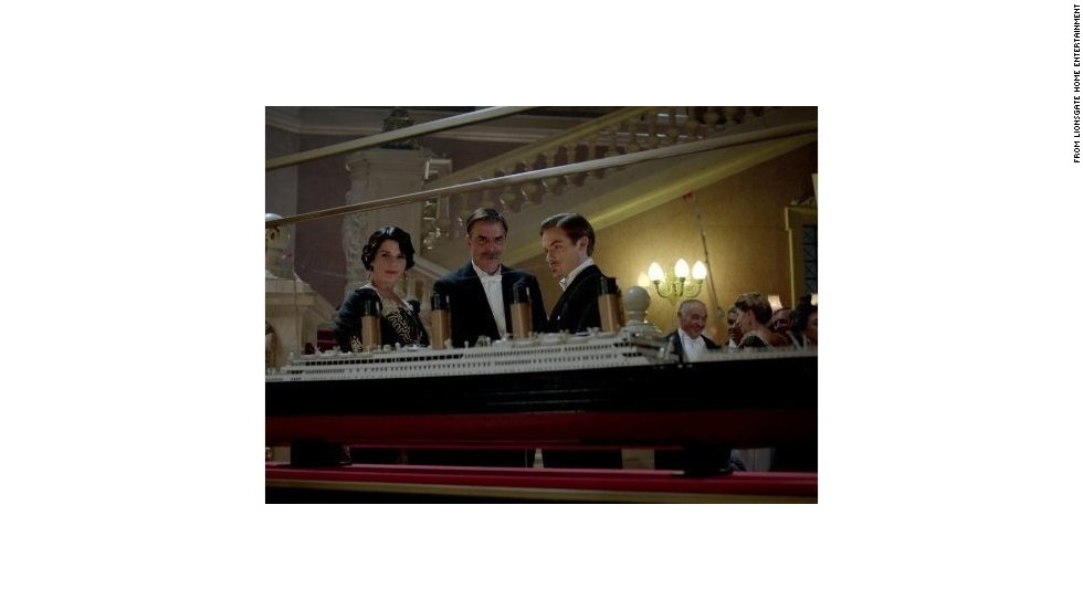 """Titanic: Blood and Steel"" (2012), TV drama Kevin Zegers, Alessandra Mastronardi and Neve Campbell."