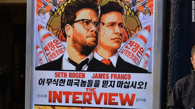 N. Korea blasts U.S. over film release