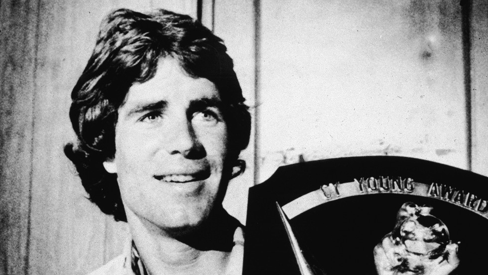 American baseball player Jim Palmer scored a bit of a home run when he attracted attention off the field by posing in Jockey underwear in the 1970s and 1980s.