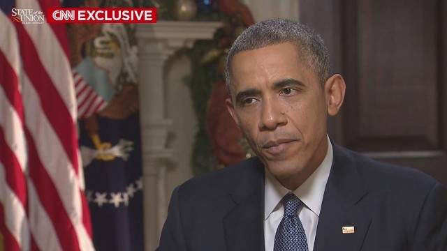 Obama: We're not going to be intimidated