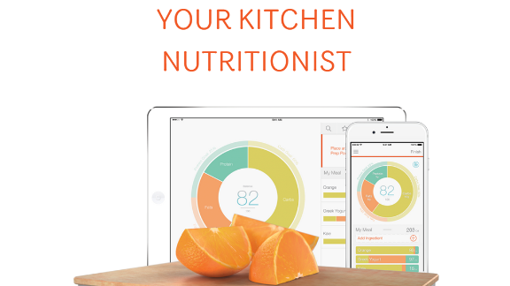 Prep Pad acts as your own personal kitchen nutritionist, helping you to create balanced meals, add up calories, and track your progress as you learn more about what you eat.