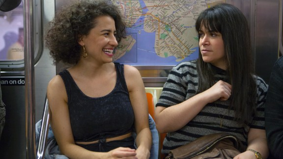 """""""Broad City"""": To ward off the holiday blues, cruise through the 10-episode first season of this excellent Comedy Central breakout hit. You'll wonder why you haven't been paying more attention to Ilana Glazer, left, and Abbi Jacobson, and will immediately pencil the second season's January 14 premiere into your calendar."""