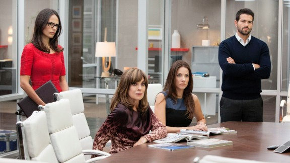 """Dallas"" Season Three (2012) : The TNT reboot of this 1980s show won a new legion of fans. (Netflix)"