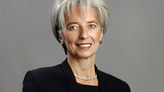 Born in 1956 in Paris, France, Christine Lagarde's rise through the world of finance has seen her move from national to international leadership, resulting in her now managing the global economy at a time of crisis.    After graduating from Paris West University Nanterre La Défense, formerly known as Paris X Nanterre, and completing a Master's degree at the Institute of Political Studies in Aix en Provence, she joined international law firm Baker & McKenzie in 1981.   By Phoebe Parke, for CNN
