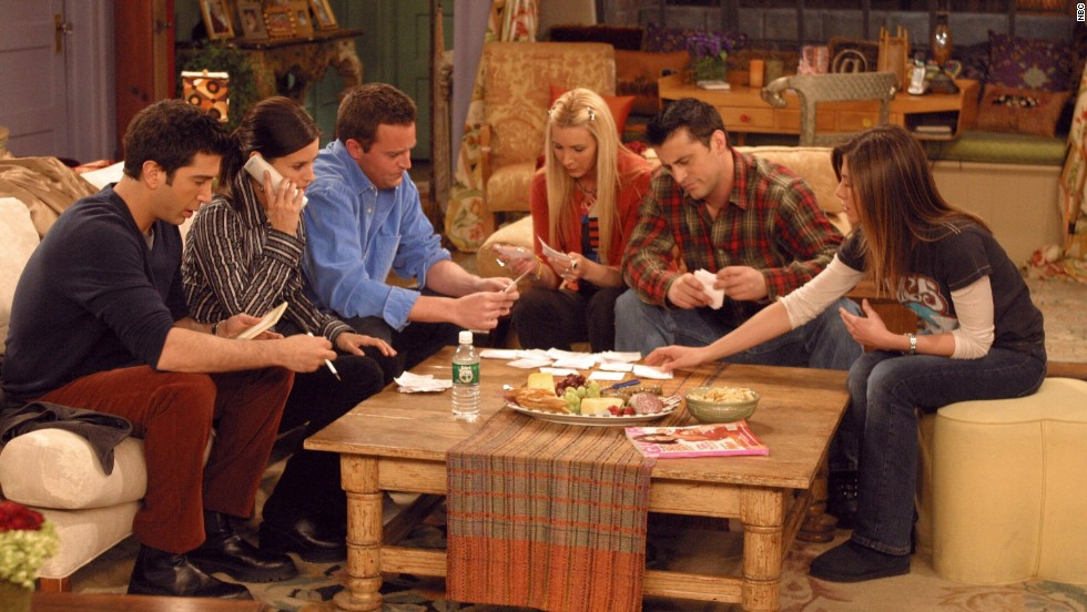 "What better way to enjoy the new year than with a few <strong>""Friends?""</strong> The complete series of the popular NBC TV show is coming to<strong> Netflix </strong>and is just one of the many streaming offerings in January."
