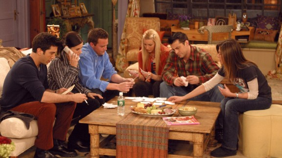 """What better way to enjoy the new year than with a few """"Friends?"""" The complete series of the popular NBC TV show is coming to Netflix and is just one of the many streaming offerings in January."""
