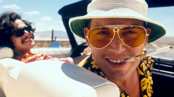 """""""Fear and Loathing in Las Vegas"""" (1998): Johnny Depp and Benicio Del Toro star in this comedy based on a Hunter S. Thompson novel. (Netflix)"""