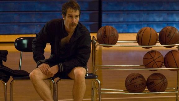 """The Winning Season"" (2009): A girls' basketball team flourishes under a coach played by Sam Rockwell. (Amazon)"
