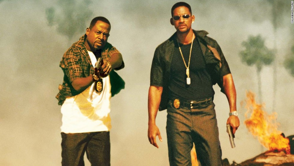 "<strong>""Bad Boys II"" (2003)</strong>: Martin Lawrence and Will Smith return as a pair of buddy cops in this sequel. <strong>(Netflix)</strong>"