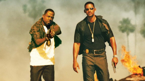 """""""Bad Boys II"""" (2003): Martin Lawrence and Will Smith return as a pair of buddy cops in this sequel. (Netflix)"""