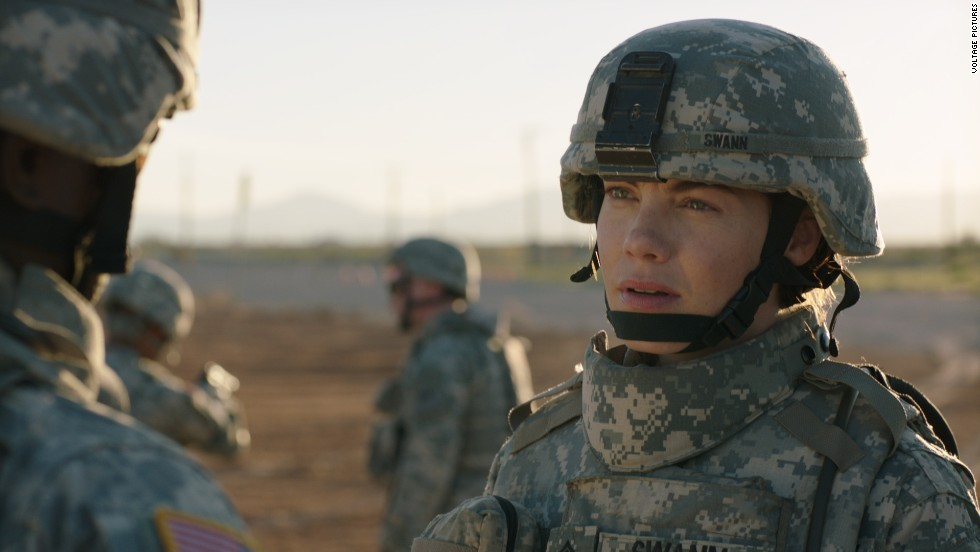 "<strong>""Fort Bliss"" (2014)</strong>: Michelle Monaghan stars in this drama about a decorated Army medic and single mother who struggles after returning from Afghanistan. <strong>(Netflix)</strong>"