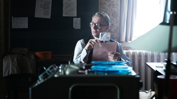 """Tinker, Tailor, Soldier, Spy"" (2011): Gary Oldman stars in this Cold War espionage film. (Netflix)"