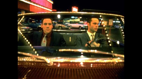 """""""Swingers"""" (1996): This film was so money, baby -- and helped make real-life buddies Vince Vaughn and Jon Favreau stars. (Amazon)"""