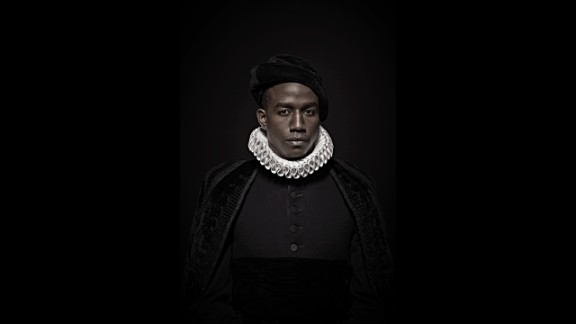 Helfman is influenced by the work of photographers like Carrie Mae Weems and Seydou Keita.