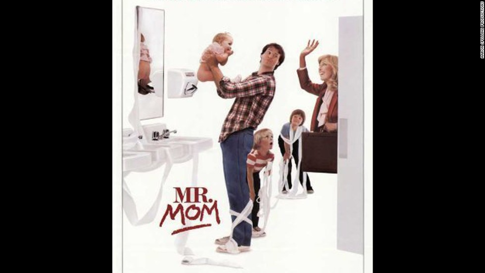 "<strong>""Mr. Mom"" (1983)</strong>: A laid-off dad takes on child care duties in this comedy starring Michael Keaton and Teri Garr. <strong>(Amazon) </strong>"