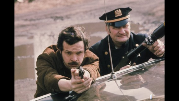 """""""The French Connection"""" (1971): New York City police officers stumble upon a drug smuggling ring in this crime thriller. (Netflix)"""