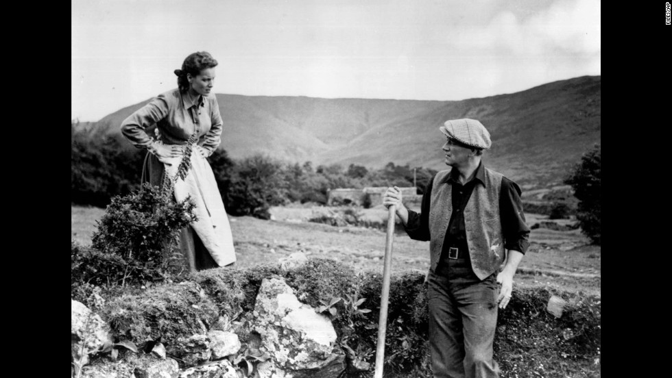 "<strong>""The Quiet Man"" (1952)</strong>: Maureen O'Hara and John Wayne star in this romantic comedy about an American boxer who returns to the town in Ireland where he was born. <strong>(Netflix) </strong>"