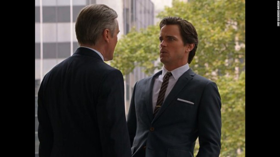 "<strong>""White Collar"" Season Five (2013)</strong>:  Matt Bomer stars as a charming con artist in this series. <strong>(Netflix) </strong>"