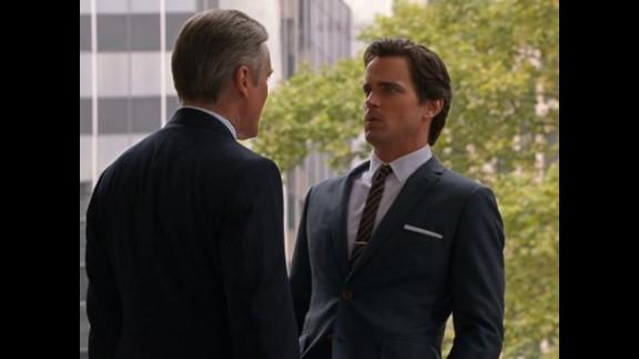 """""""White Collar"""" Season Five (2013):  Matt Bomer stars as a charming con artist in this series. (Netflix)"""