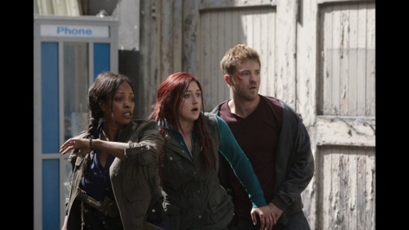 """""""Z Nation"""" Season One (2014): The Syfy network found fans wi"""