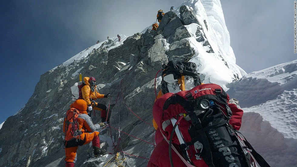 "An April avalanche on Mount Everest claimed the lives of 12 Sherpa guides. The <a href=""http://edition.cnn.com/2014/04/18/world/asia/nepal-everest-avalanche/index.html"">single deadliest accident on Everest</a> led to an <a href=""http://edition.cnn.com/2014/04/29/travel/mount-everest-base-camp-empties/"">exodus of Sherpa</a> from the mountain, effectively canceling the 2014 climbing season."