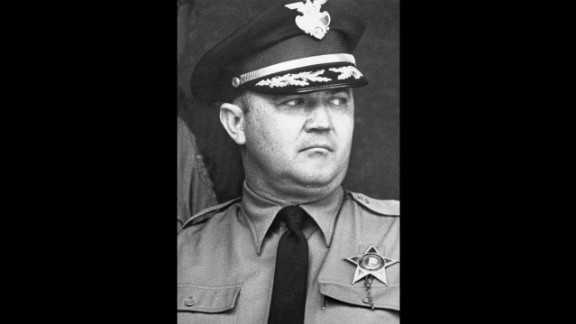 """Dallas County Sheriff Jim Clark used brute force with impunity to defend segregation in Alabama. On Bloody Sunday, when someone called for an ambulance to help the injured, Clark infamously declared, """"Let the buzzards eat them."""""""