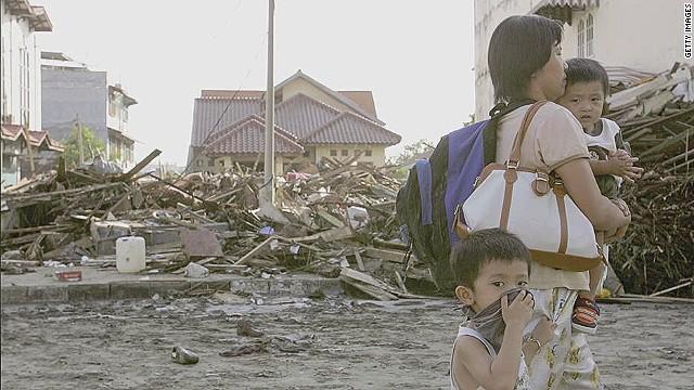 Asian Tsunami Act Of God - Asian-2003