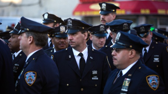 Officers from Ramos