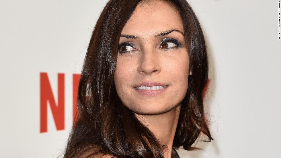 """Hemlock Grove"" star Famke Janssen celebrated her birthday on November 5."