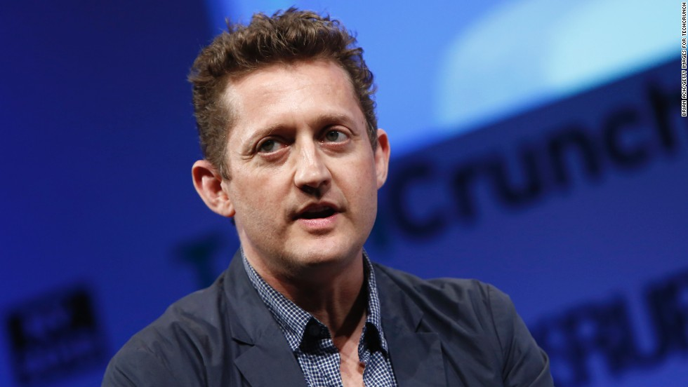 """Bill and Ted"" star Alex Winter's most excellent adventure into his 50s began on July 17."