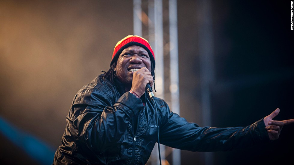 Hip-hop hooray! Rapper KRS-One turned 50 on August 20.