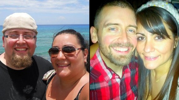 In 2011, Robert and Jessica Foster used to weigh 327 pounds and 287 pounds, respectively. They