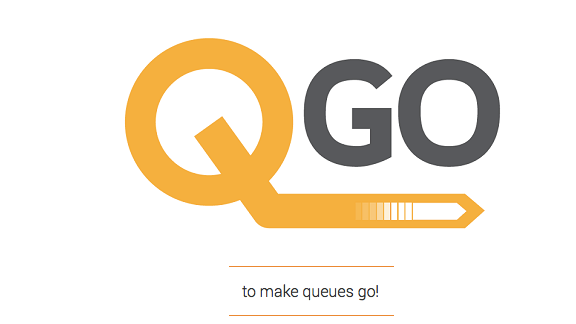 QGo promises to help you avoid waiting times by evading queues.