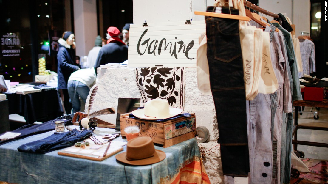 "<a href=""http://www.gamineworkwear.com/#about"" target=""_blank"">Gamine Co</a>. describes its selvedge denim dungarees and shirts as ""honest workwear for women."" There's  a waiting list for a pair of Gamine jeans, a collaboration with classic denim maker L.C. King Mfg."