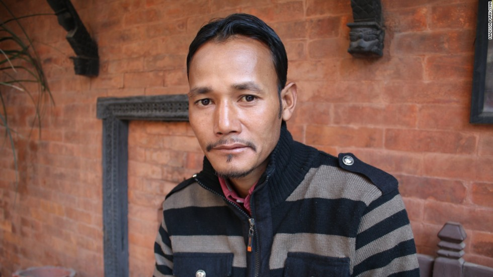 Hari Chaudhary guided two trekkers back to safety in the October snow event that struck Annapurna this year. It's difficult to determine whether the incident was linked to climate change. But scientists say natural disasters are becoming more frequent.