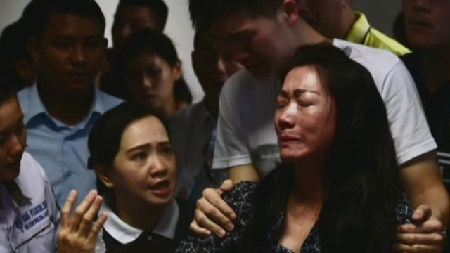 The faces of AirAsia flight 8501