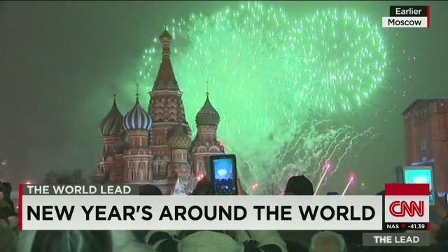 New Years Eve Around The World - Cnn Video-7523