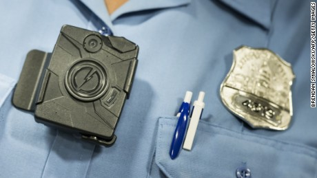 Should cops wear cameras?