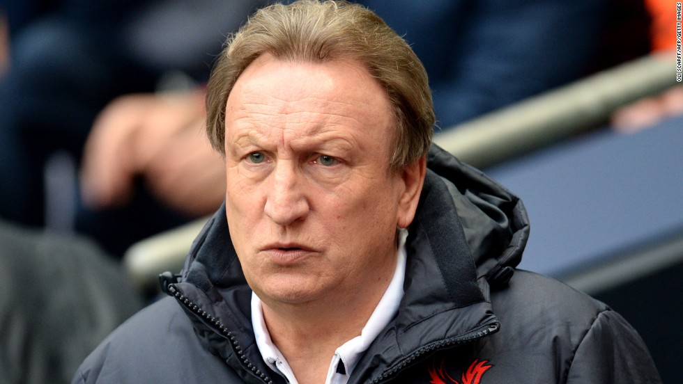 The fiery Neil Warnock became the first manager to lose his job this season in the Premier League. His Crystal Palace has slumped since late September.