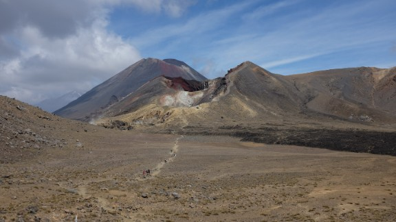 Tramping the length of Te Araroa, as the Kiwis would say, from the gentle bays of Queen Charlotte to the volcanic Mount Tongariro, takes at least three months.