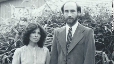 Pepper Schwartz with her best friend and writing partner, Philip Blumstein, in 1983.