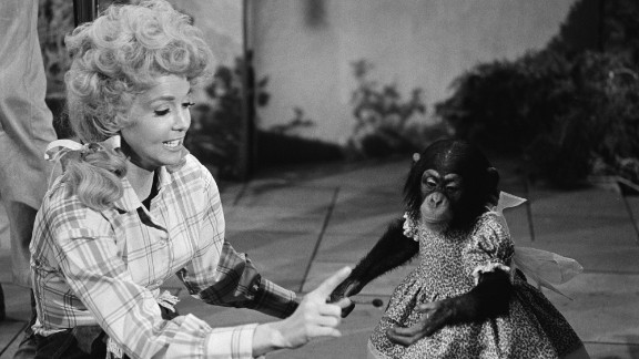 "Donna Douglas, who played voluptuous tomboy daughter Elly May Clampett on the 1960s TV series ""The Beverly Hillbillies,"" died January 2. She was 81."