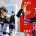 shiffrin snow queen celebrates