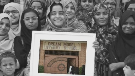 Creating Pakistan's dream school
